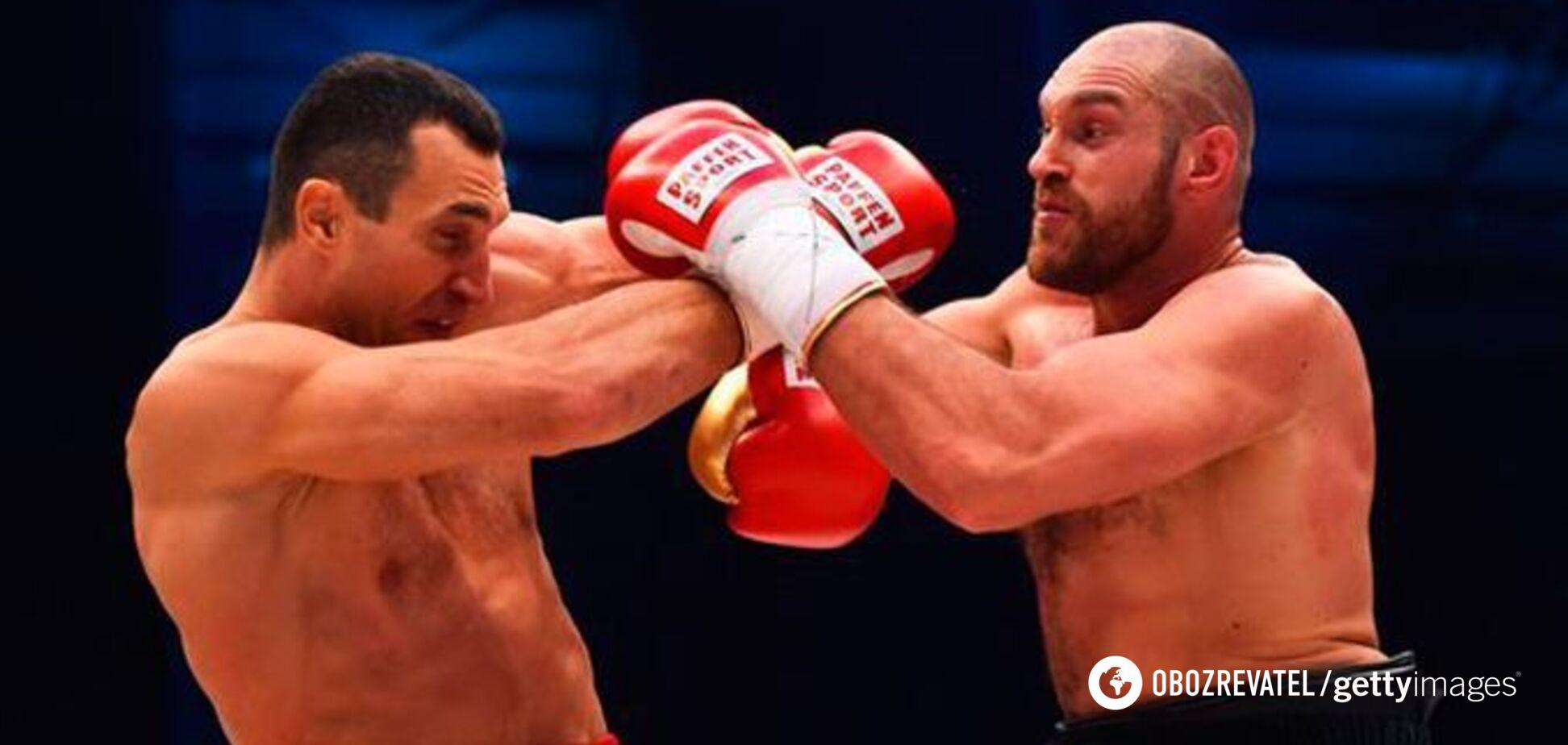 Реванш с Фьюри: Кличко сделал резонансное заявление о возвращении в бокс