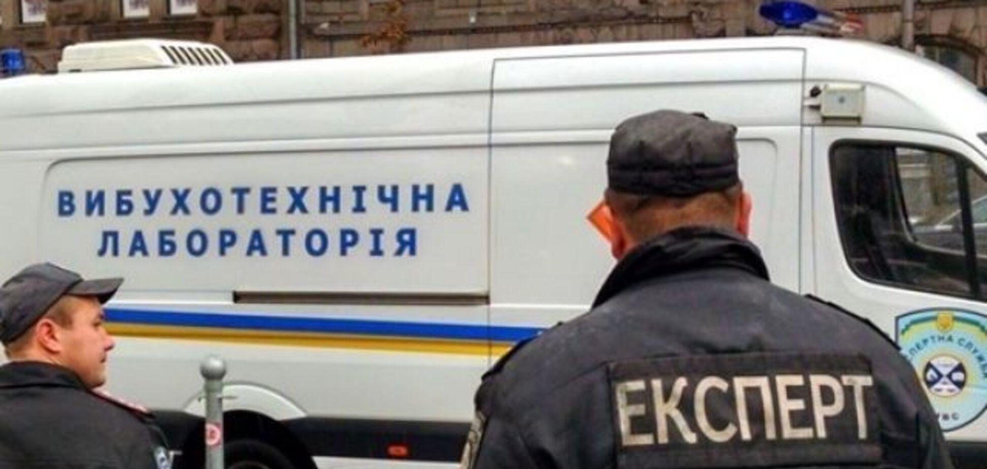 'Взорвут наши люди': в Киеве 'заминировали' более 20 объектов