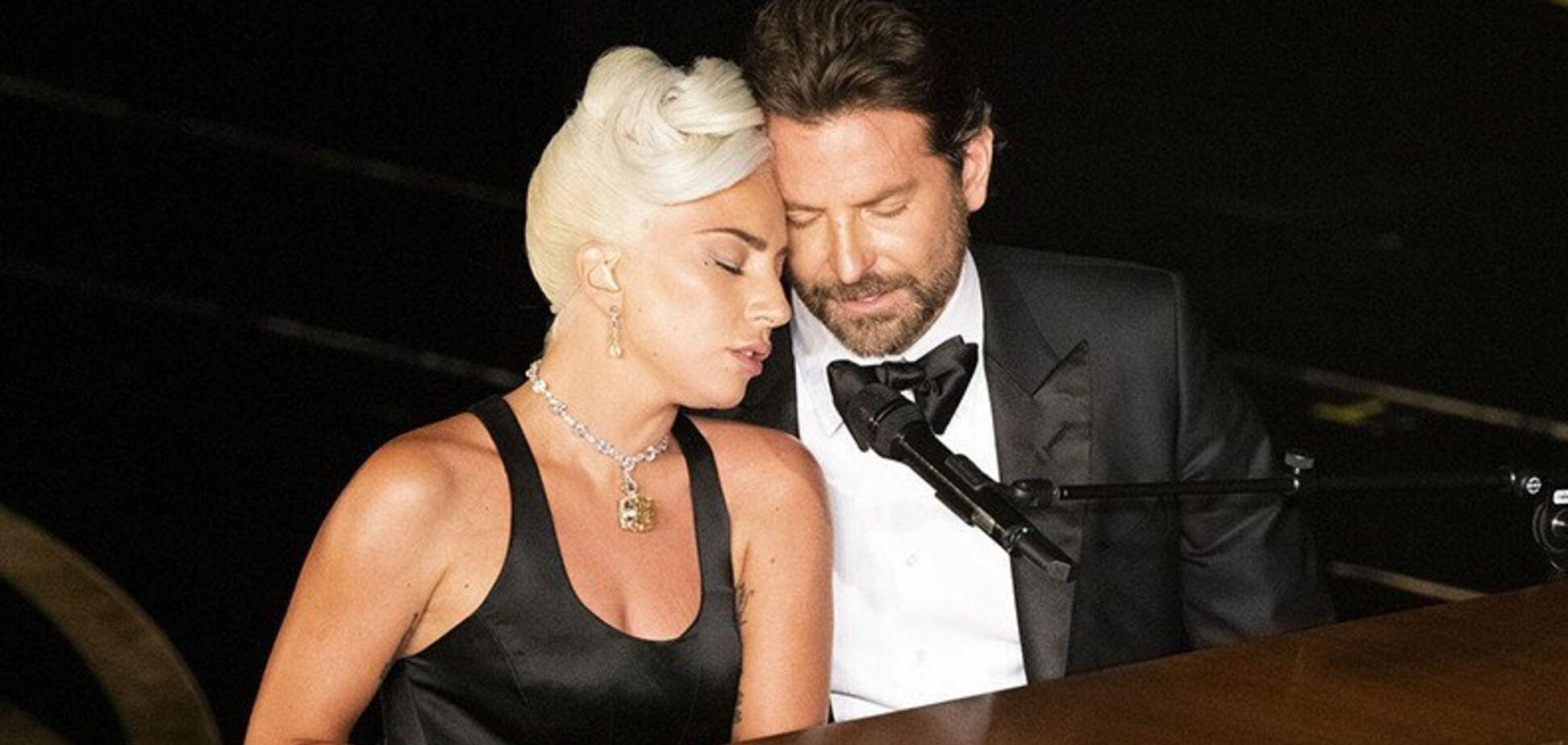 Леди Гага резко прокомментировала роман с Брэдли Купером: появилось видео