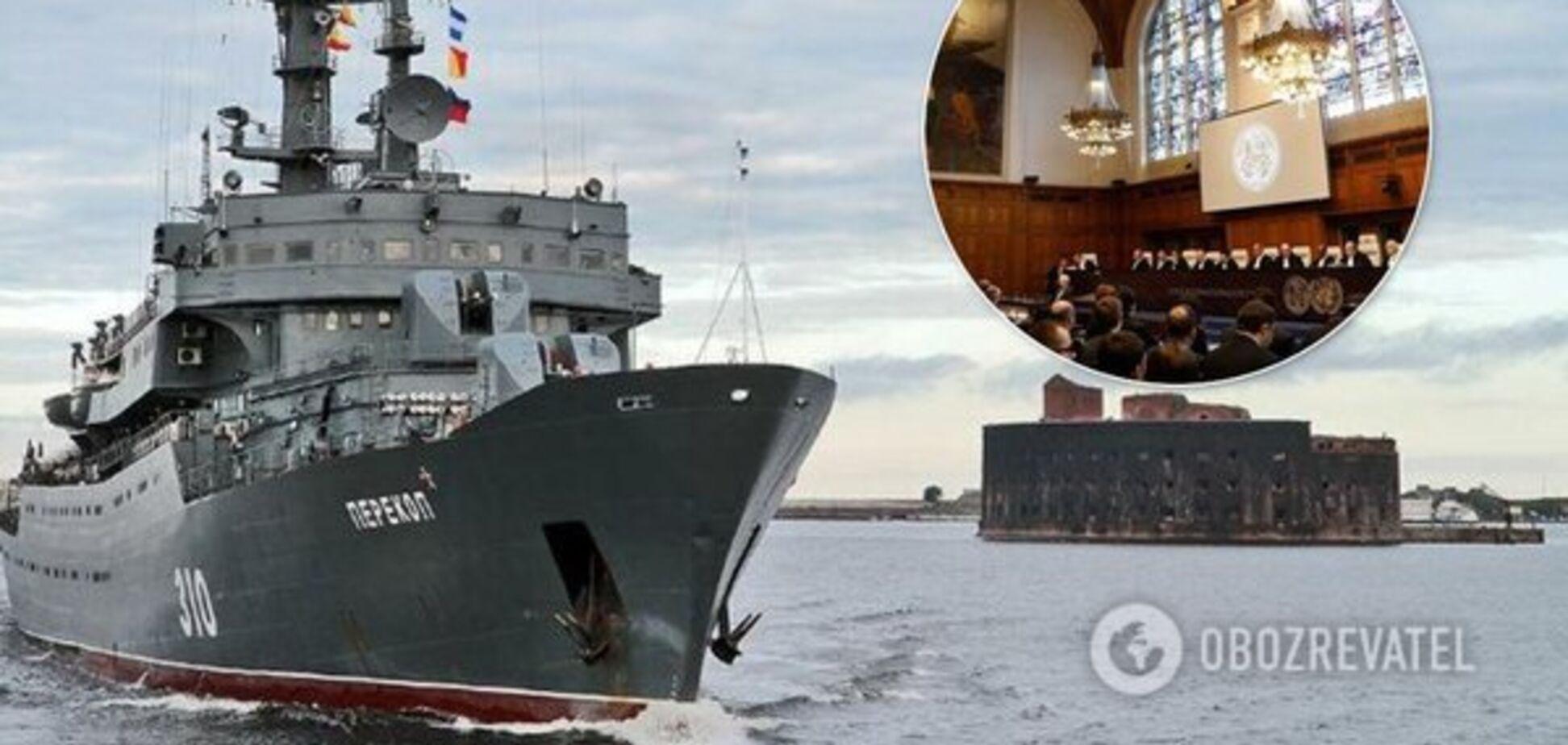 У Росії накинулися на Україну через морські кордони біля Криму: про що мова
