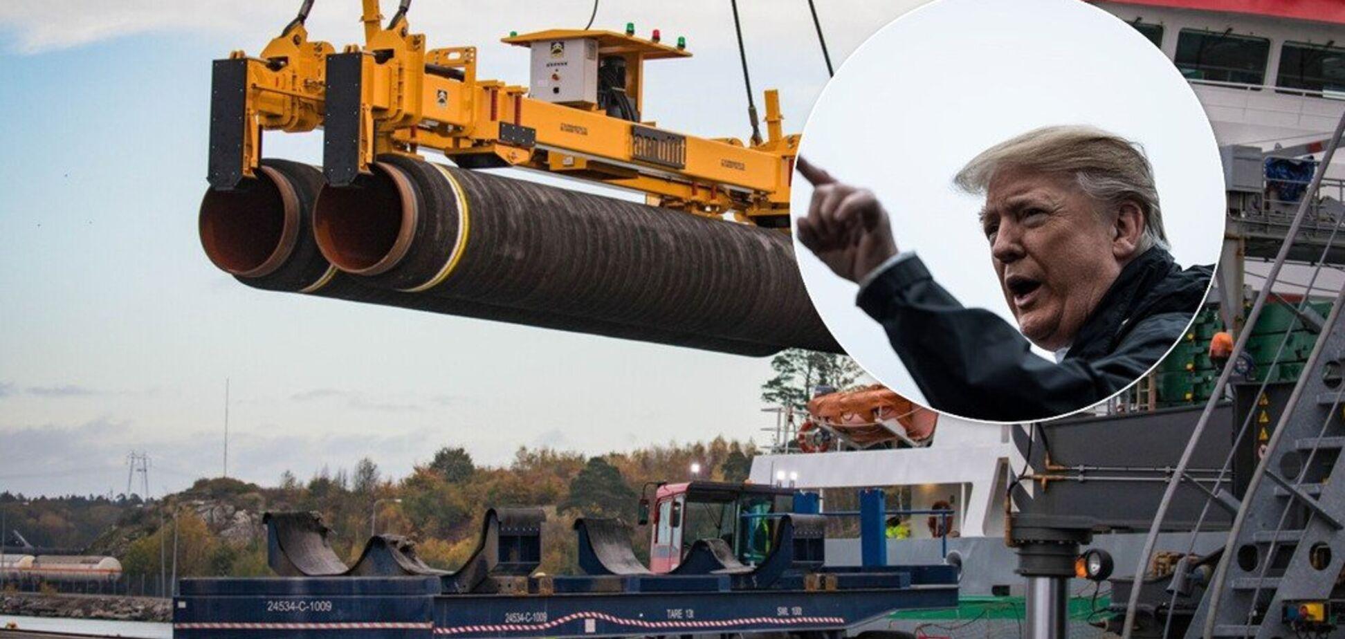 Сюрприз перед встречей? Трамп решил 'убить' газопровод Путина