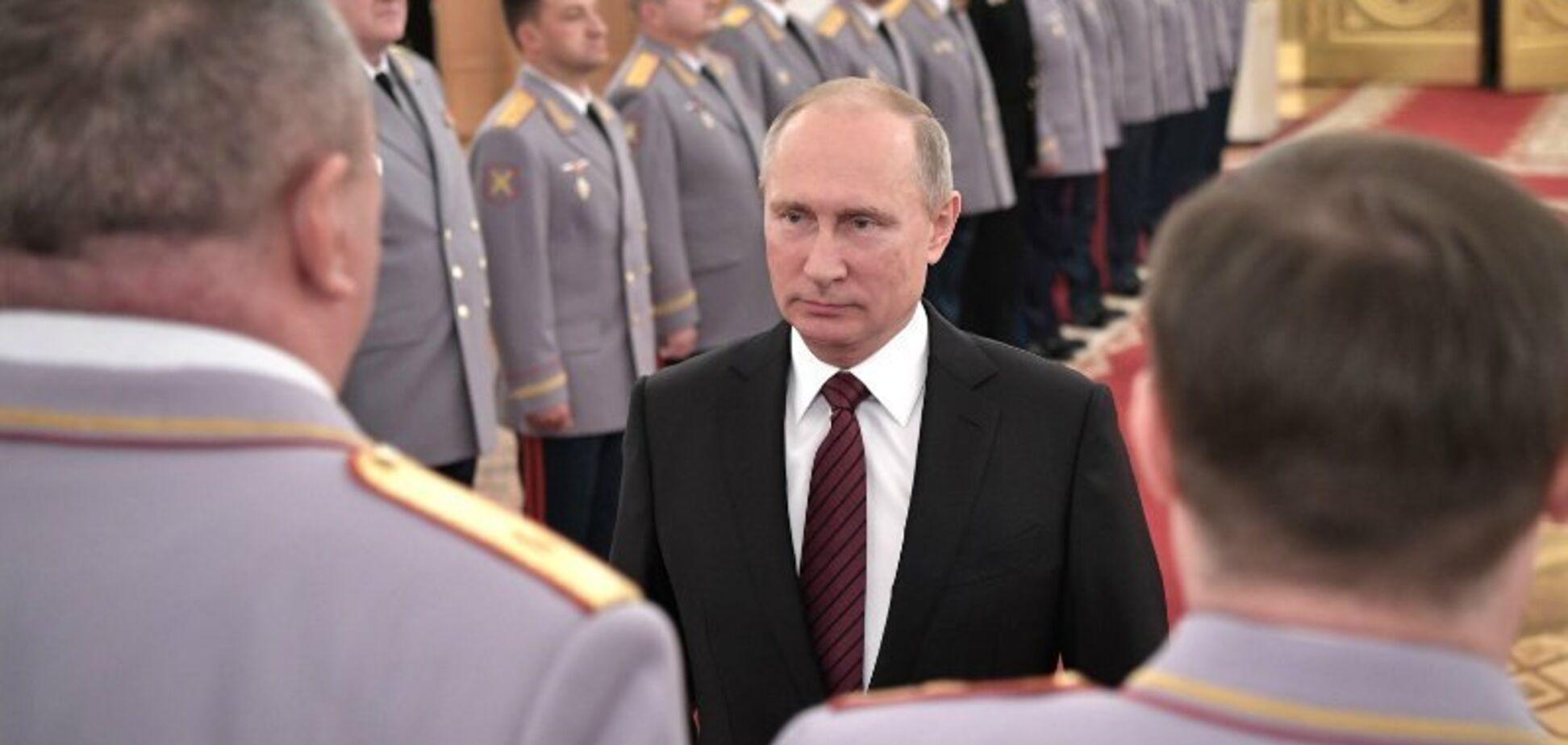 У справу втрутиться Путін? Стало відомо про гучний скандал у лавах російських силовиків