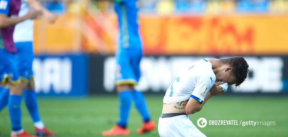 'Позор для чемпионата мира': в Италии не могут смириться с успехом 'какой-то Украины'