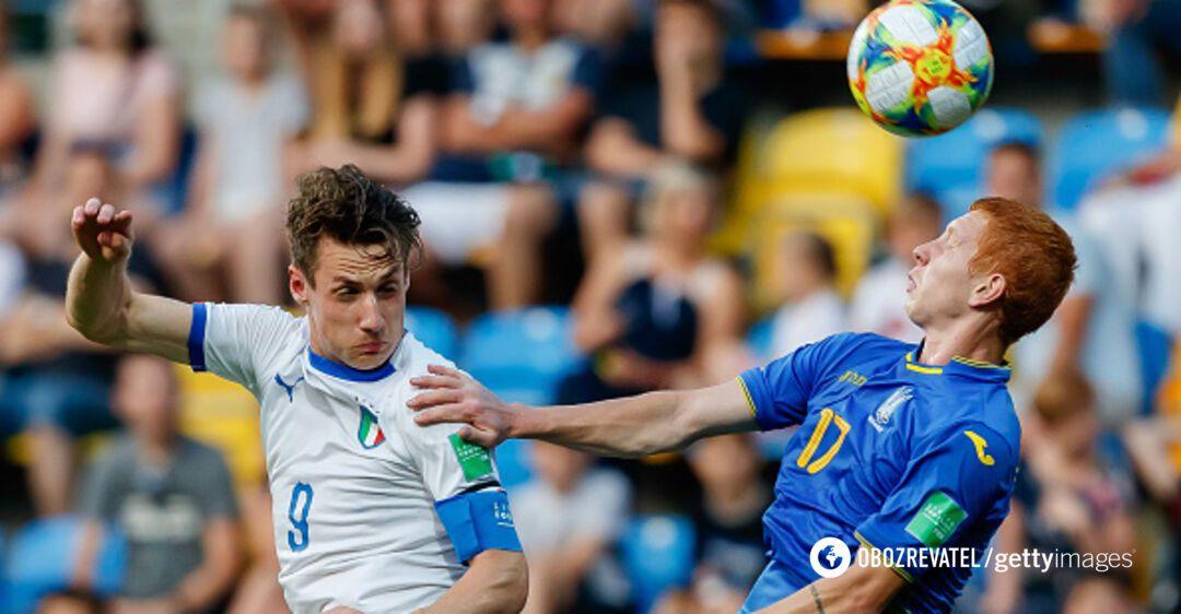 ФФУ опозорилась с украинским анонсом финала ЧМ U-20