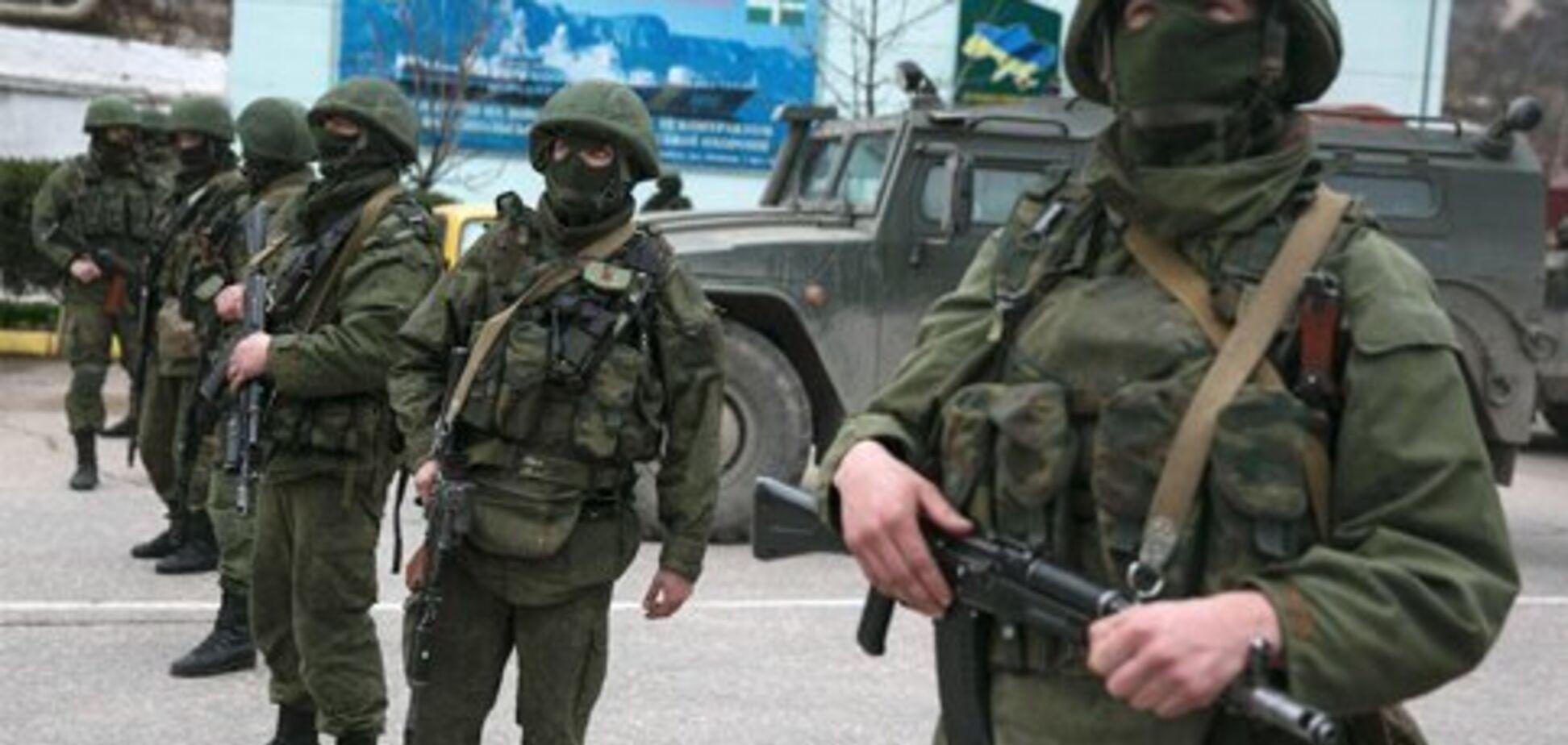 Россия стащила много вооружения в Крым: разведка США показала тревожные кадры