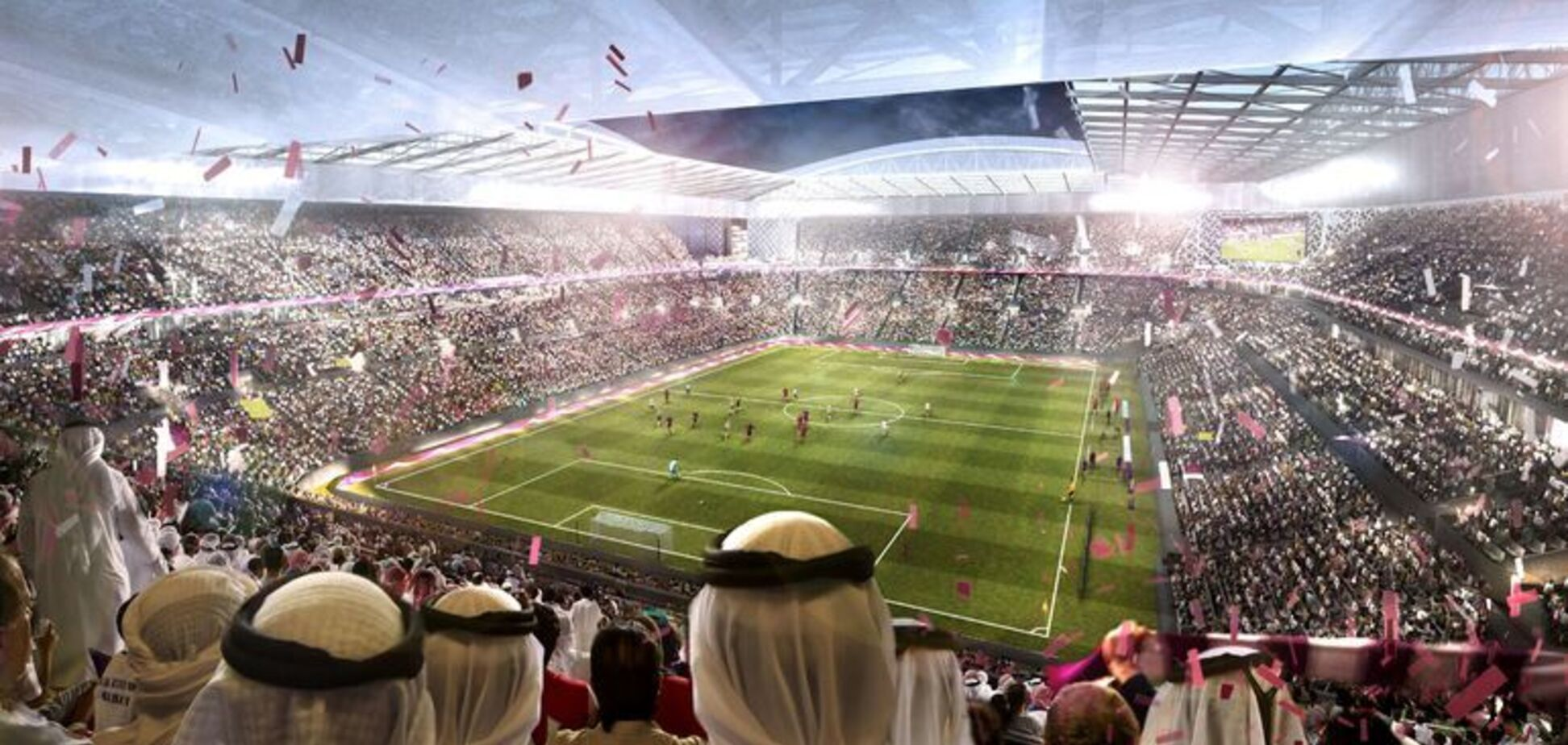 Катар лишат ЧМ-2022 - СМИ
