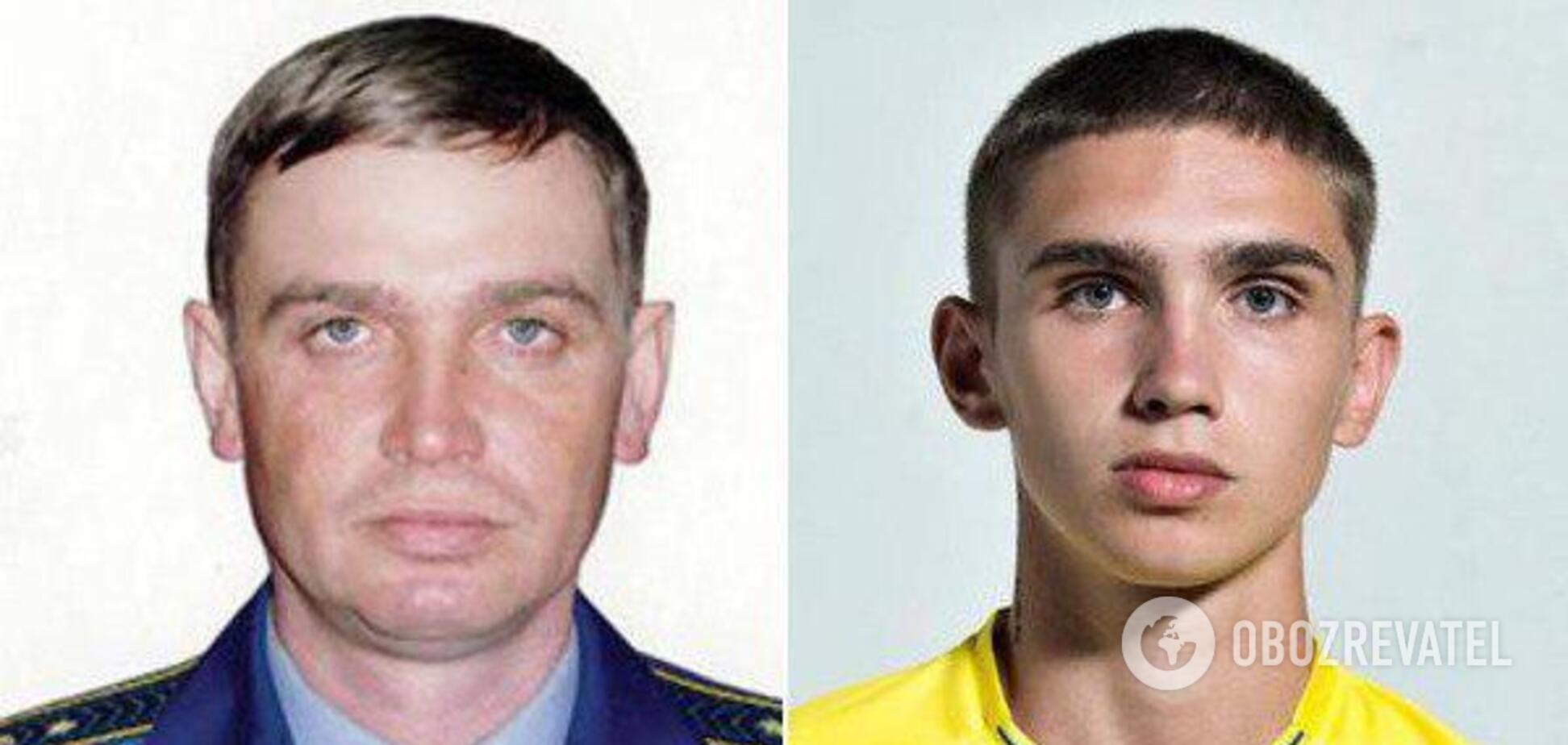 Погиб за Украину: в сети напомнили о подвиге отца футболиста сборной U-20