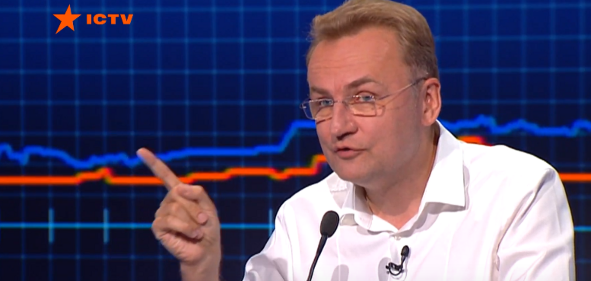 'Уважают только сильных': Садовый озвучил план возвращения Донбасса