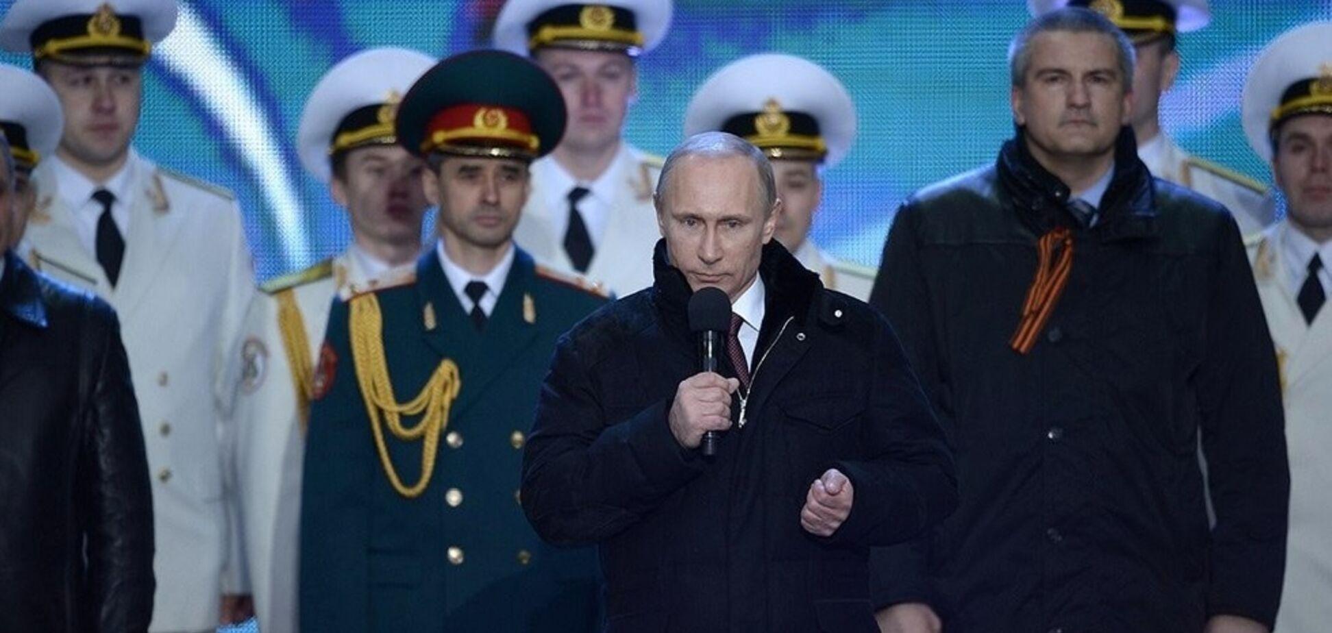 Россия накачивает Крым вооружением: Тука озвучил цель
