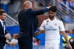 В Мадриде ограбили Зинедина Зидана
