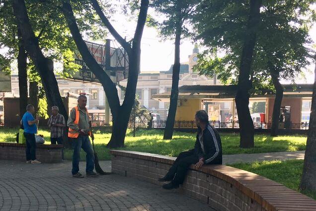 Толерантність до безхатька - Івано-Франківськ