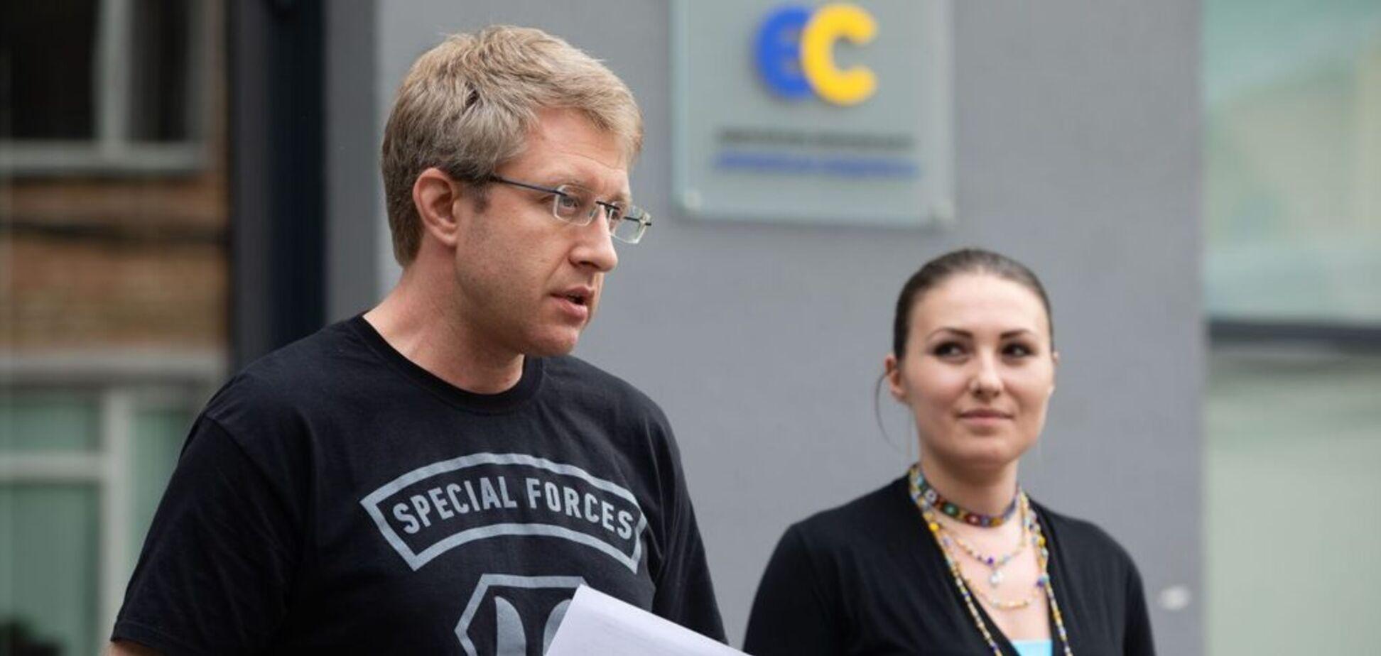 В топ-50 партии Порошенко попали активисты ОО 'Справа громад' по результатам праймериз