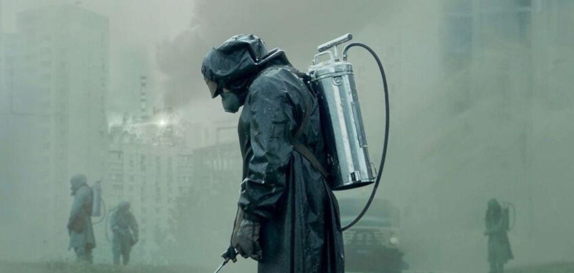 Сериал 'Чернобыль' и саркофаг над Кремлем
