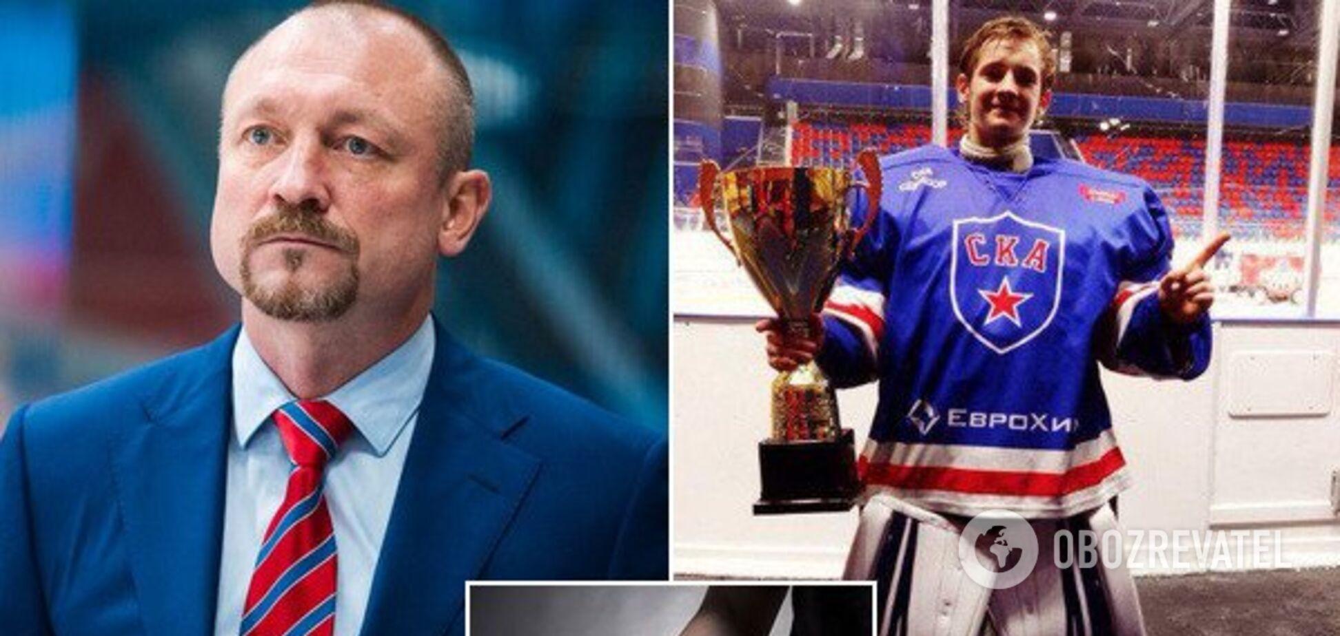 Вбивство дружини легенди російського хокею: у справі виник несподіваний поворот