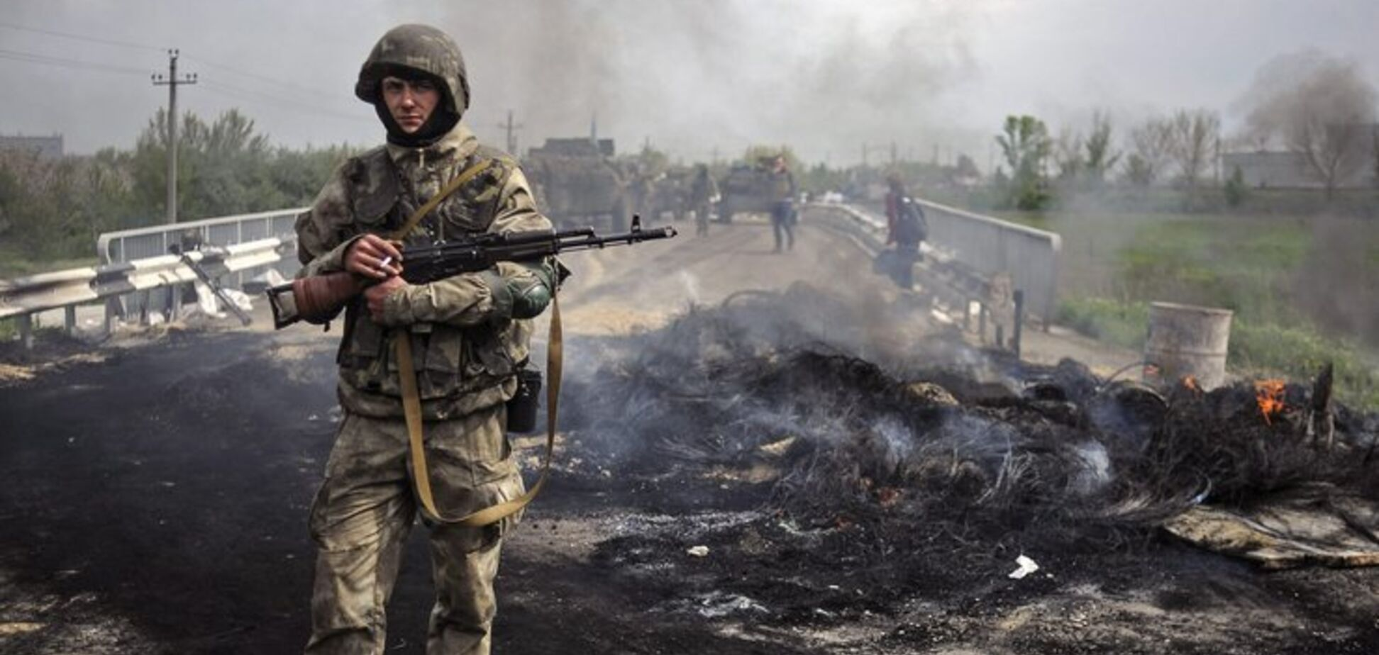 ВСУ и 'Л/ДНР' столкнулись на Донбассе: есть убитые и раненые