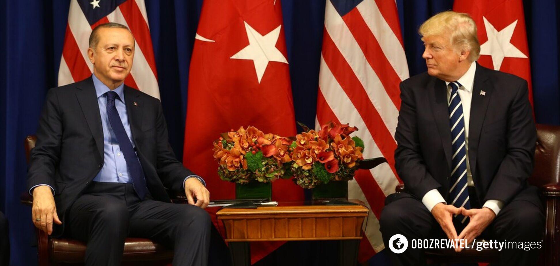 Трамп пригрозил Турции адскими санкциями: Эрдоган ответил