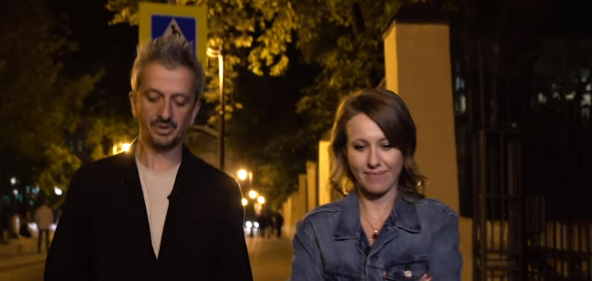 'Все на місці': в мережі підігріли чутки про вагітність Собчак