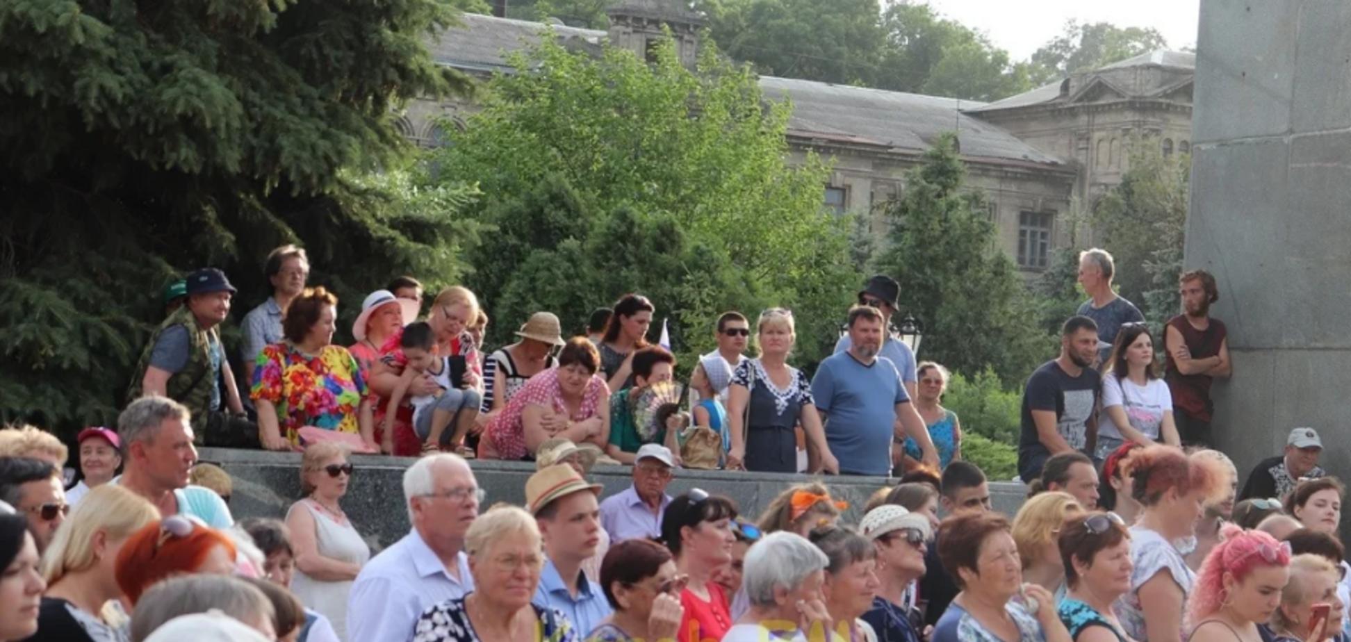 'Рашка сдулась!' В сети появились показательные фото разочарованного Крыма