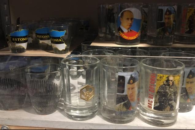 Сувениры в Таллине