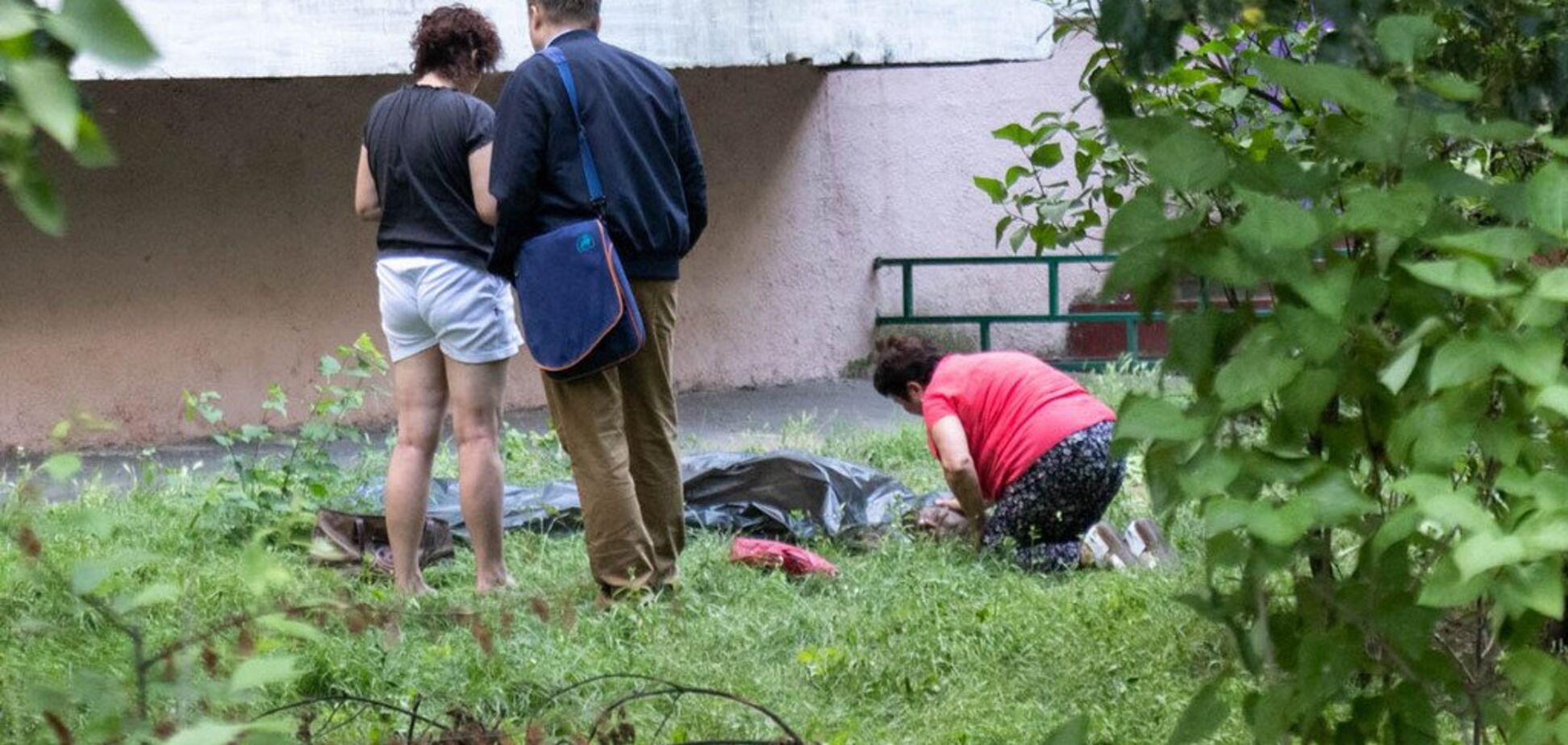 В Киеве студент совершил жуткое самоубийство из-за плохой оценки