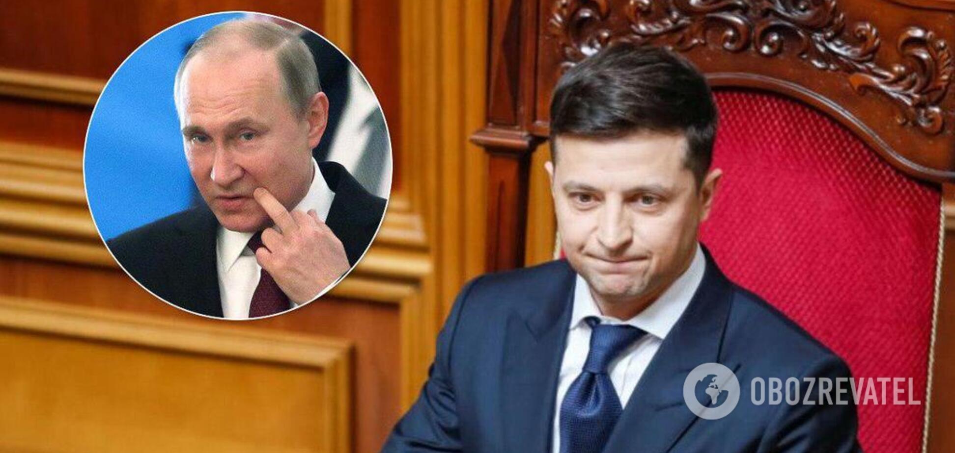 Зеленский договорится с Путиным только в одном случае