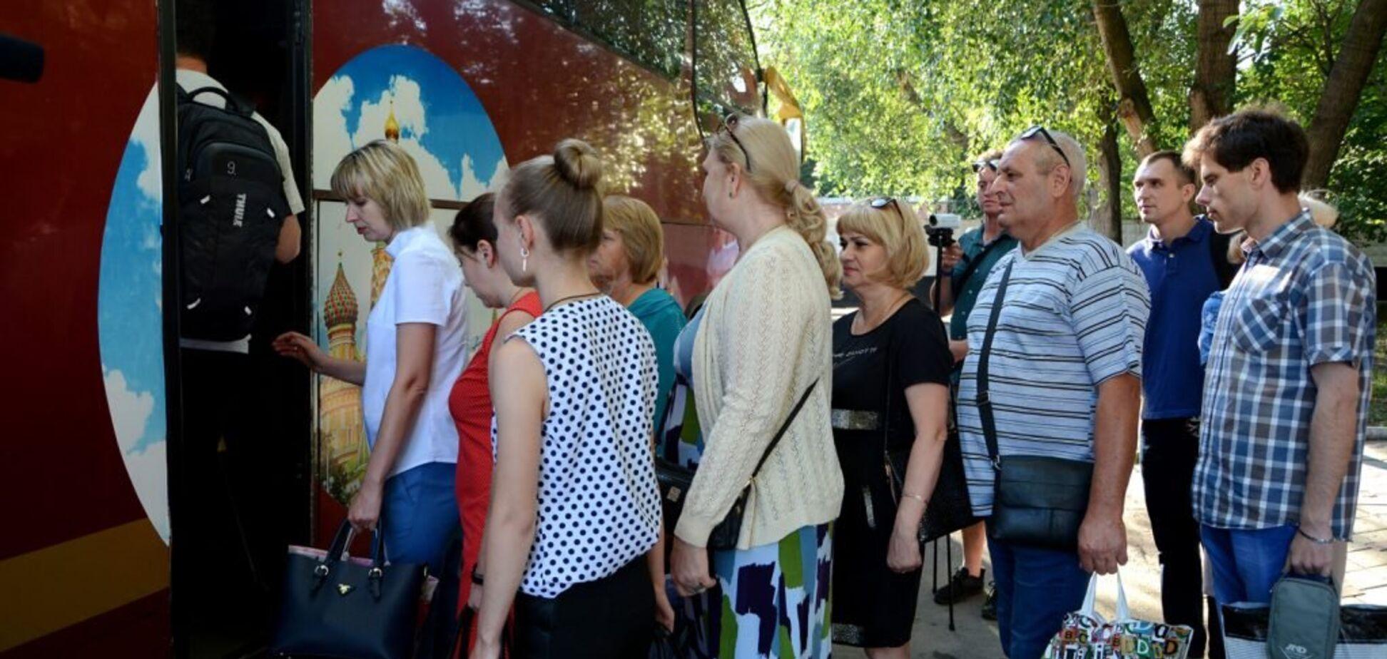Росія розпочала паспортизацію жителів 'Л/ДНР': перші подробиці