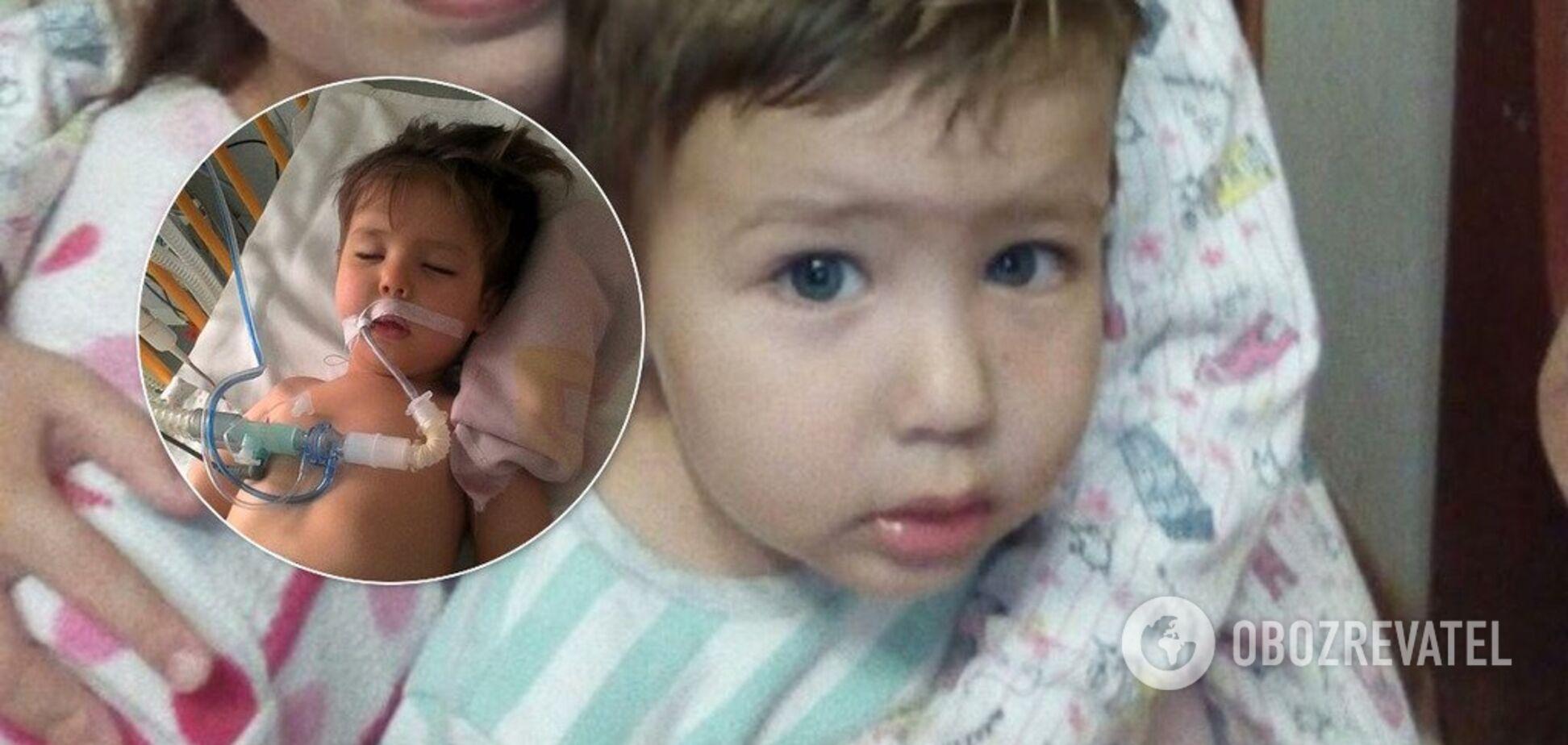 Корчился от боли и рвал кровью: как халатность врачей погубила 2-летнего малыша на Буковине