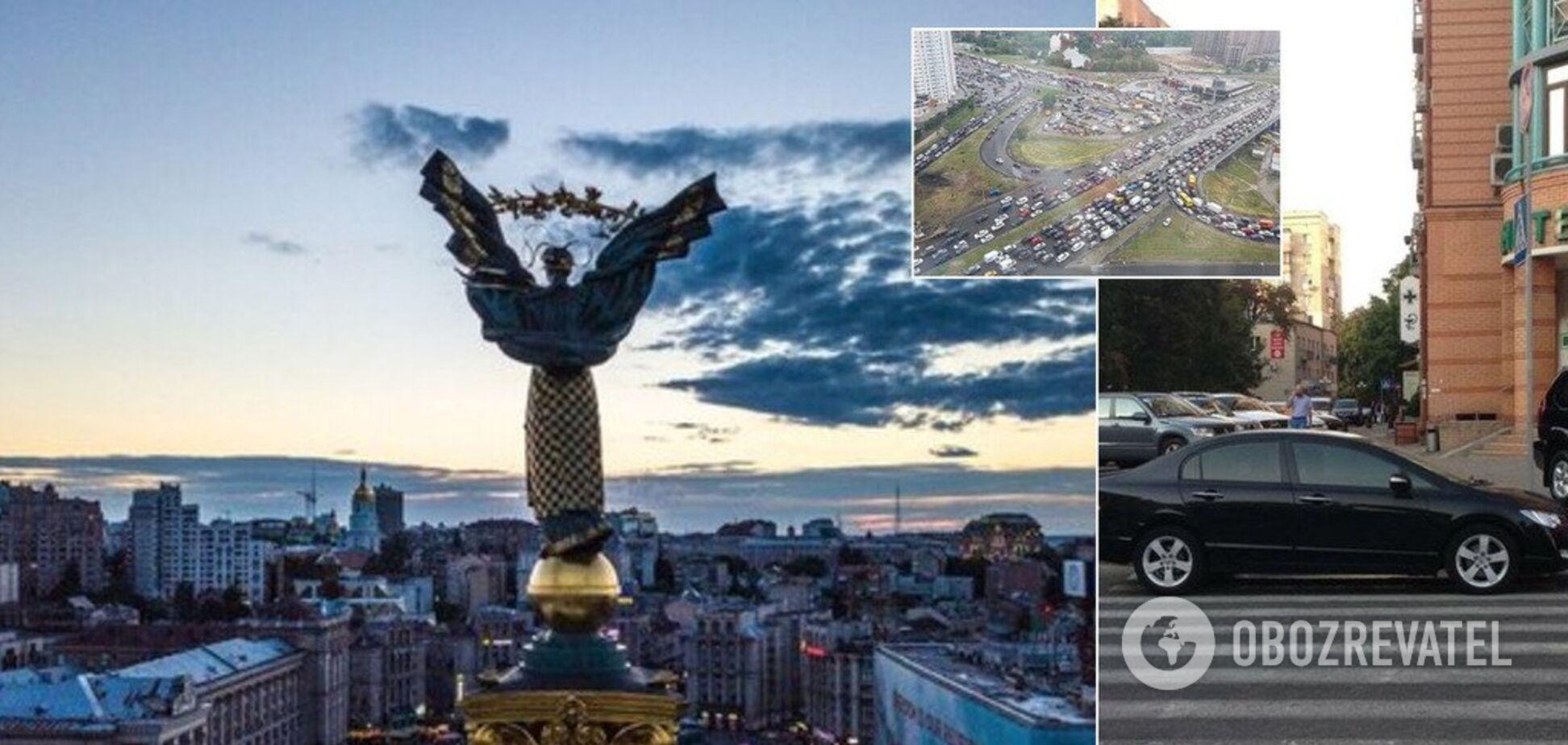 Дальше будет хуже. Почему Киев бьет мировые рекорды по пробкам