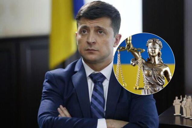 Зеленський проведе ревізію судової реформи