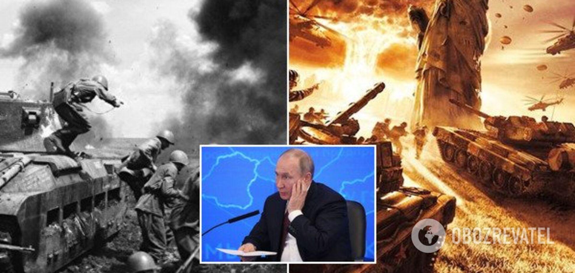 Путін відчув смак крові і робитиме все, що захоче — Гаррі Каспаров