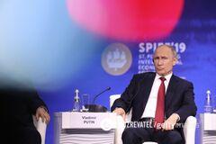 Для Путина улучшение отношений с Украиной 'неизбежно'