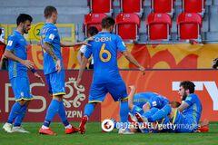 Украина – Южная Корея: счет финала ЧМ по футболу U-20