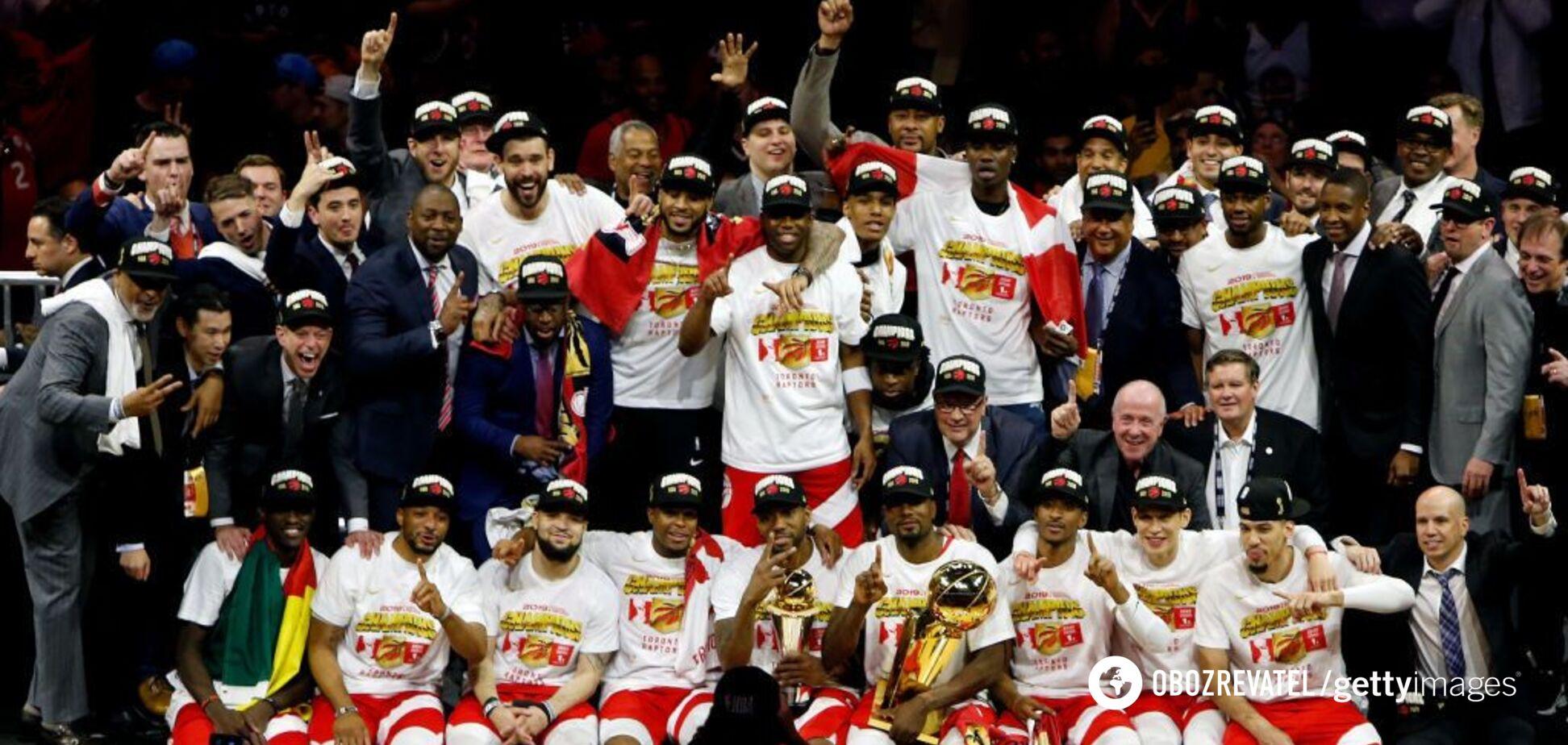 Впервые в истории: определился чемпион НБА
