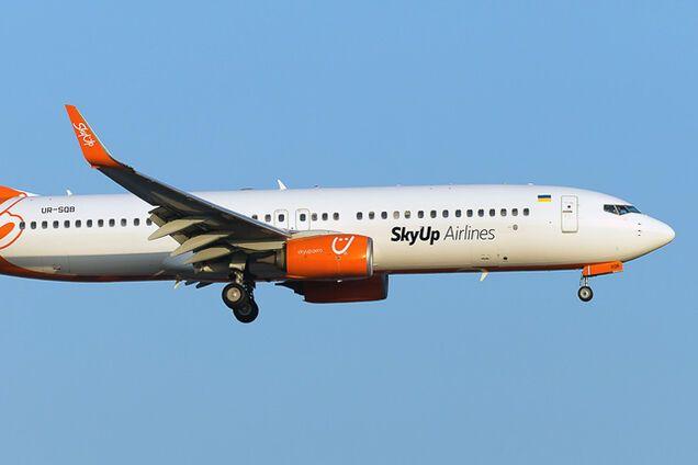 SkyUp Airlines запустив регулярні пасажирські перевезення між містами України