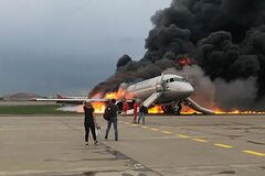 Трагедія в Шереметьєво: опублікований звіт про катастрофу SSJ-100