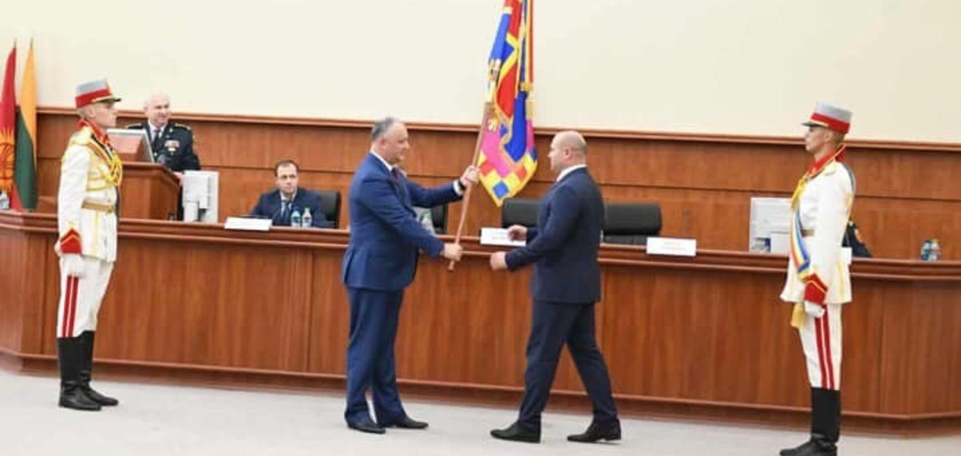 В Молдове передумали распускать парламент и отменили выборы