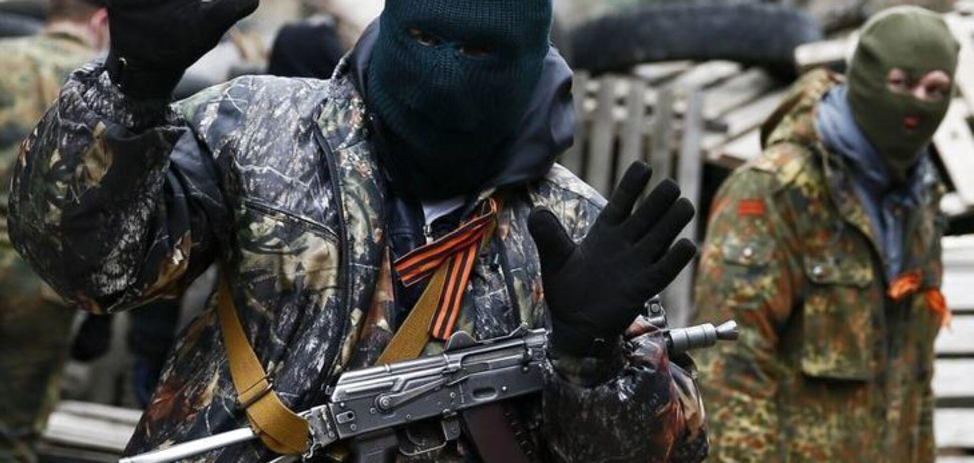 'До ужаса спокойно и тихо!' Появилось уникальное фото вторжения террористов в Донецк