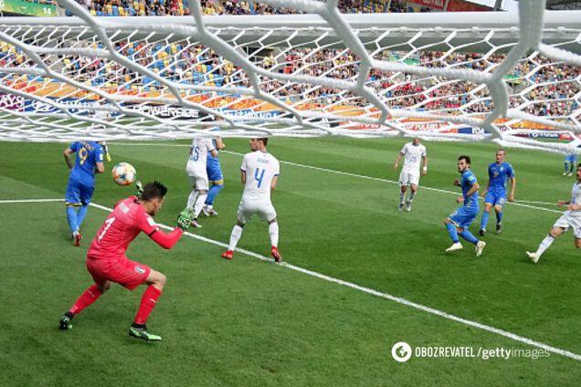 Украина - Южная Корея: счет и результат финала ЧМ по футболу U-20
