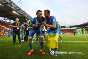 Как Украина сотворила историю: лучшие кадры победного финала ЧМ по футболу U-20