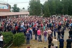 В России жители восстали против ромов