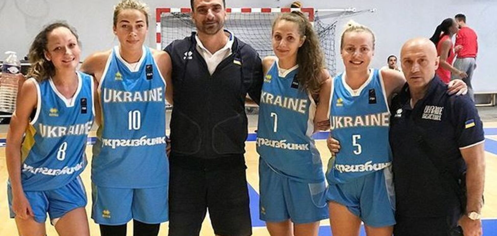 Украина вышла в финал супертурнира по баскетболу 3х3