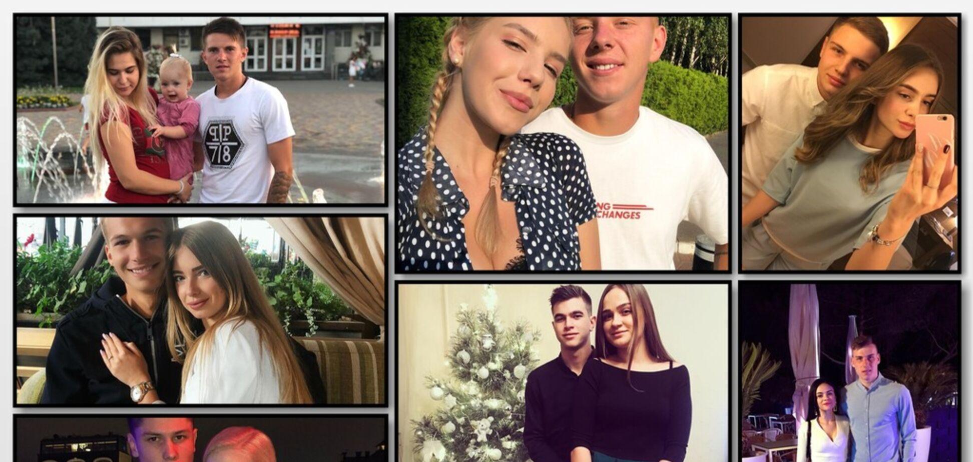 В сети показали сексуальных подруг футболистов сборной Украины U-20
