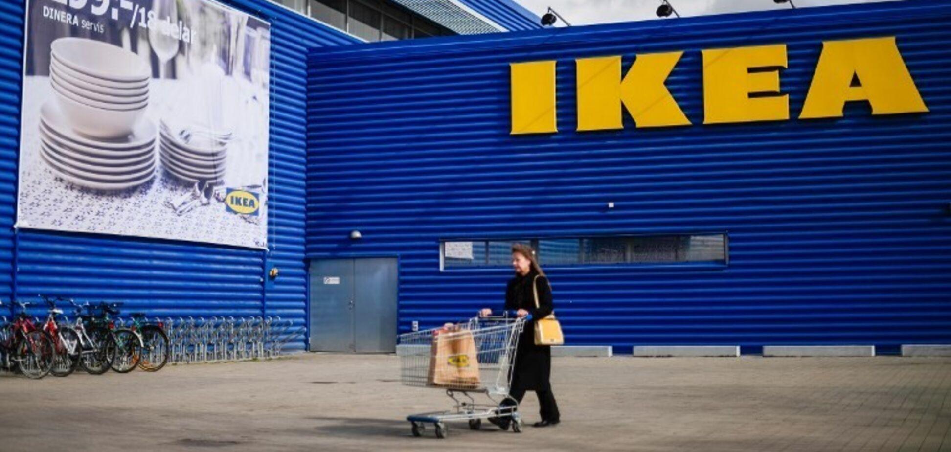 IKEA в Украине: названы сроки открытия первого магазина