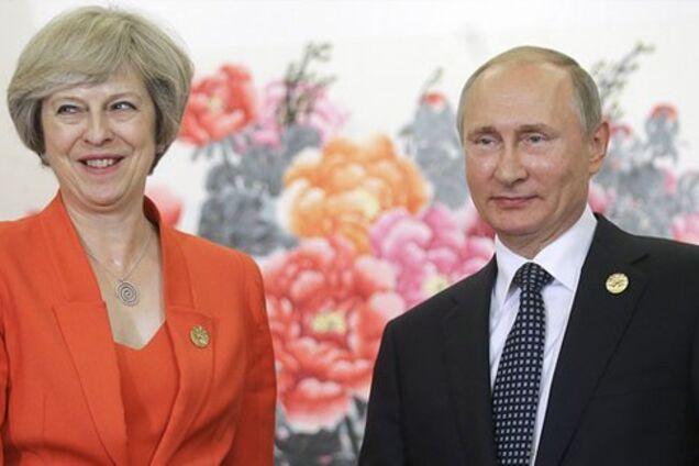 Мей і Путін
