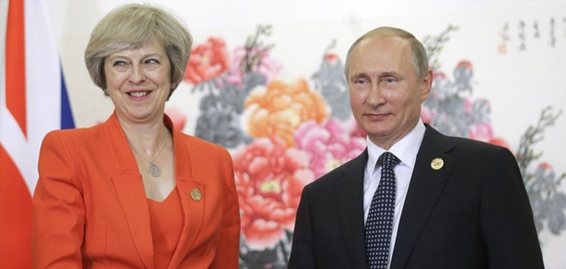 Мэй может первой в Европе простить Путина: что известно