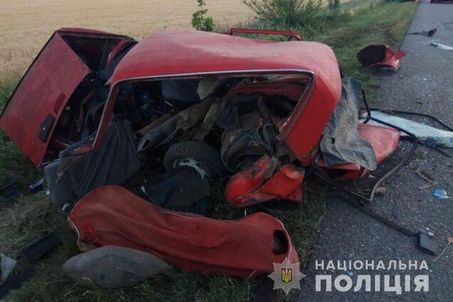На Одесщине случилось кровавое ДТП с тремя погибшими