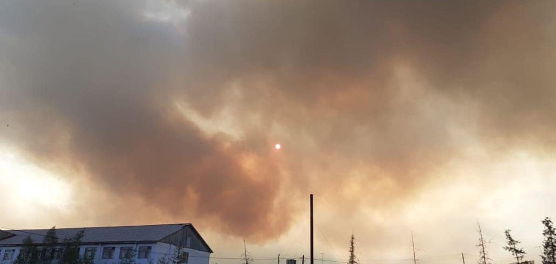 Россию охватили масштабные лесные пожары: фото и видео адской стихии