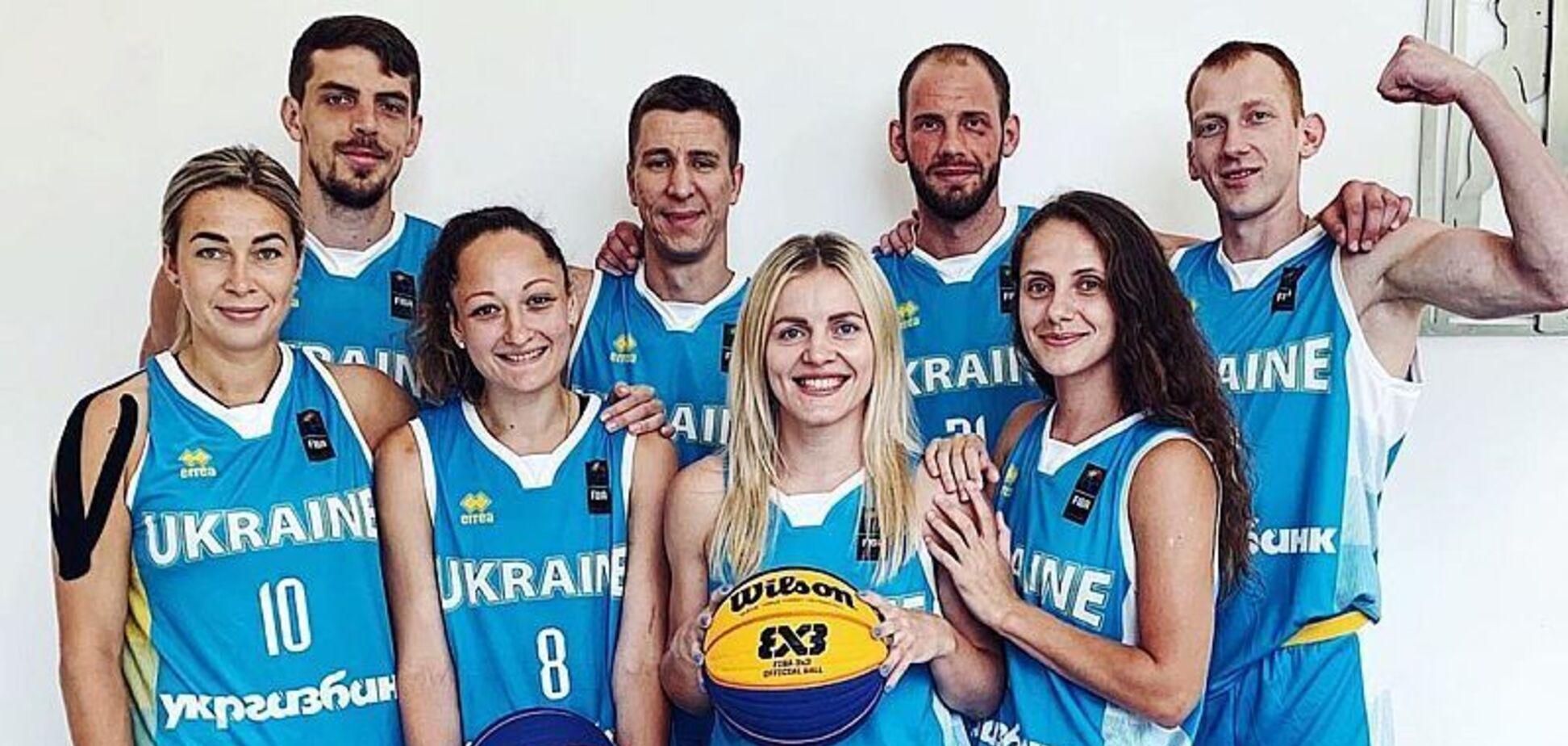 Україна на ЧС із баскетболу 3х3: розклад і результати