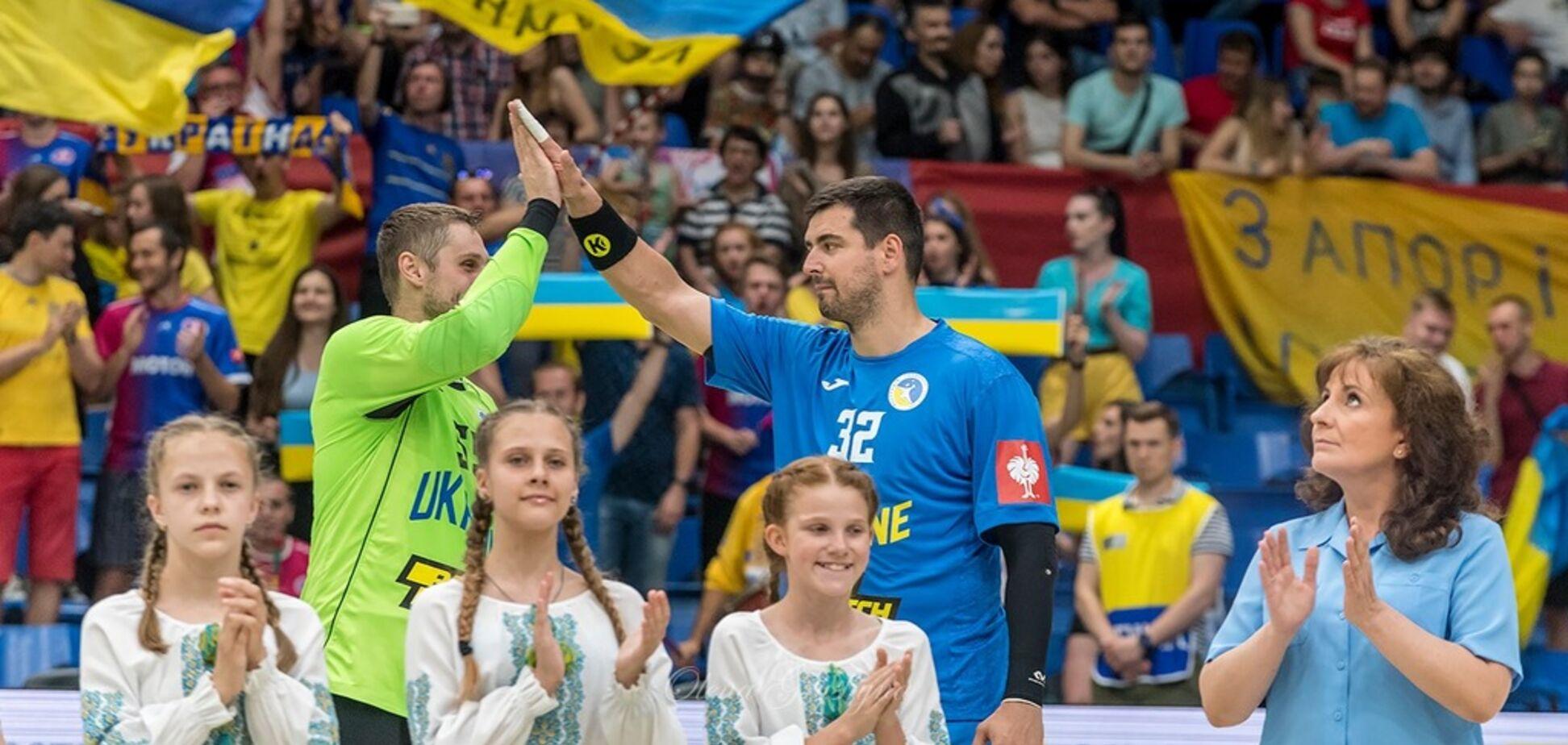 Вперше за 10 років: Україна вийшла на ЧЄ з гандболу