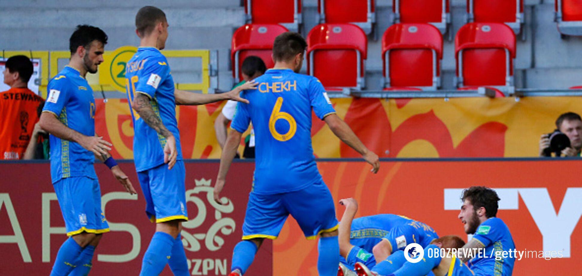 'Превосходное выступление': 'Реал' отметил победу Украины на ЧМ по футболу U-20
